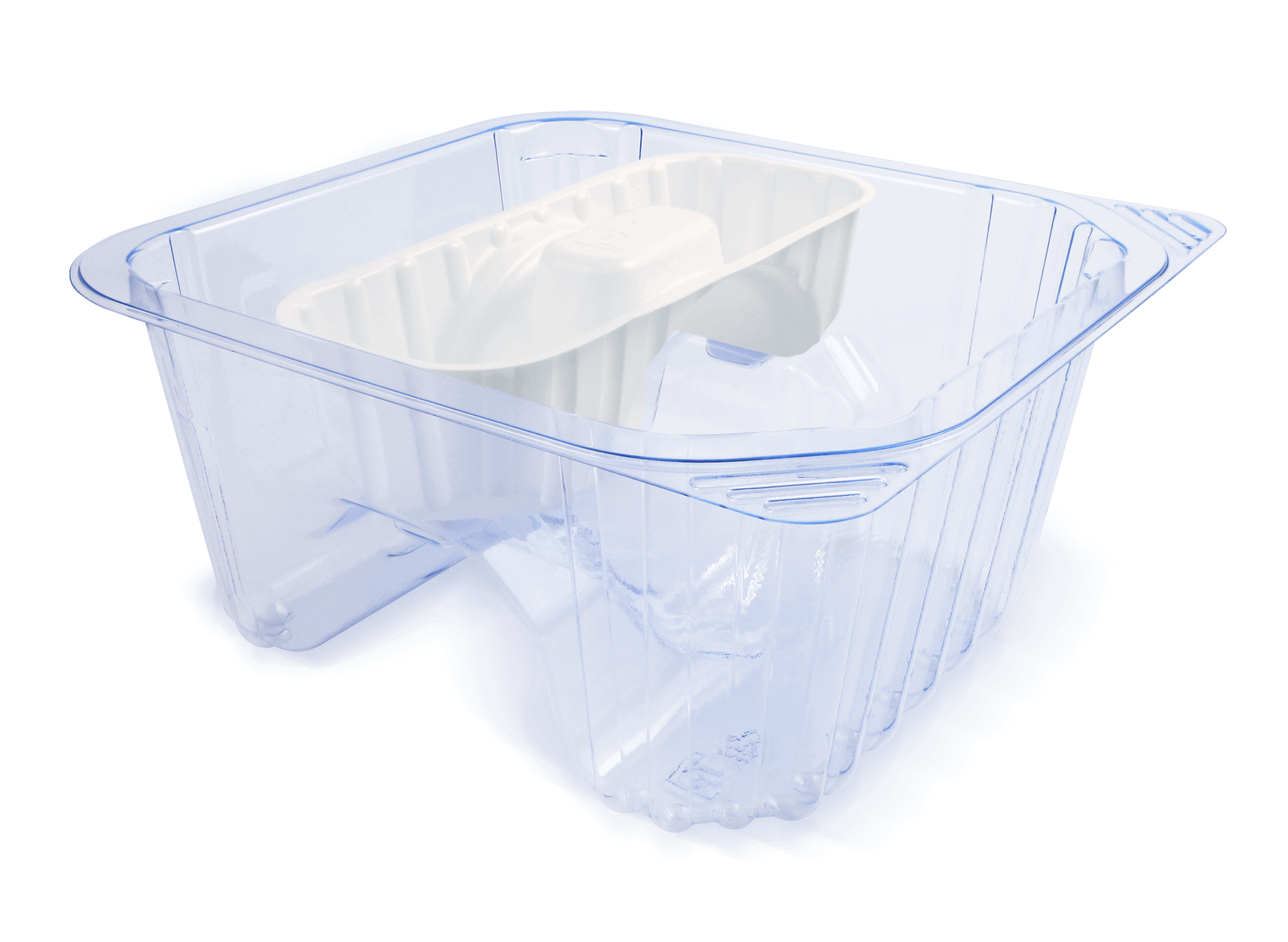 Medical Device Deep Tub Packaging Image