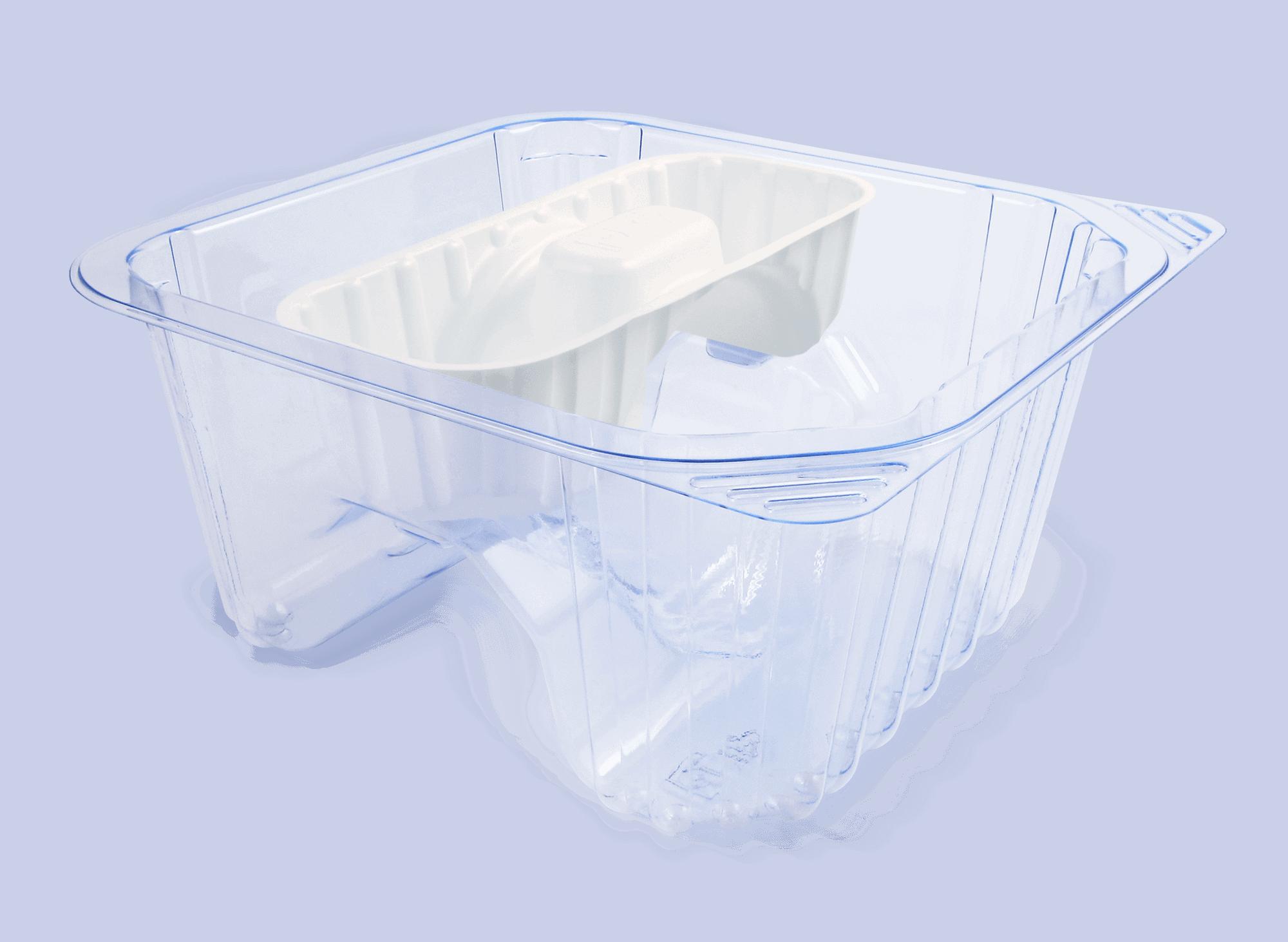 Medical Device Deep Tub Packaging Image