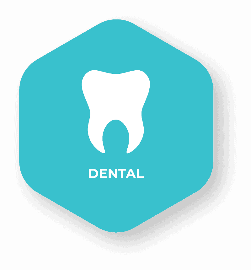 Dental Blue Icon