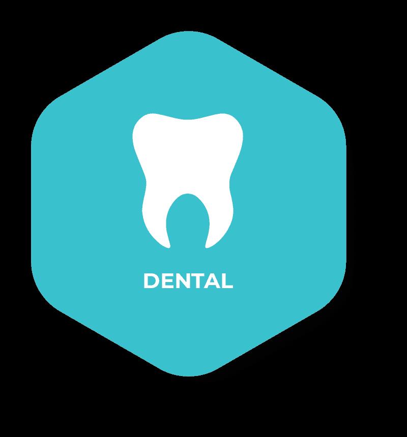 Dental Blue Icon