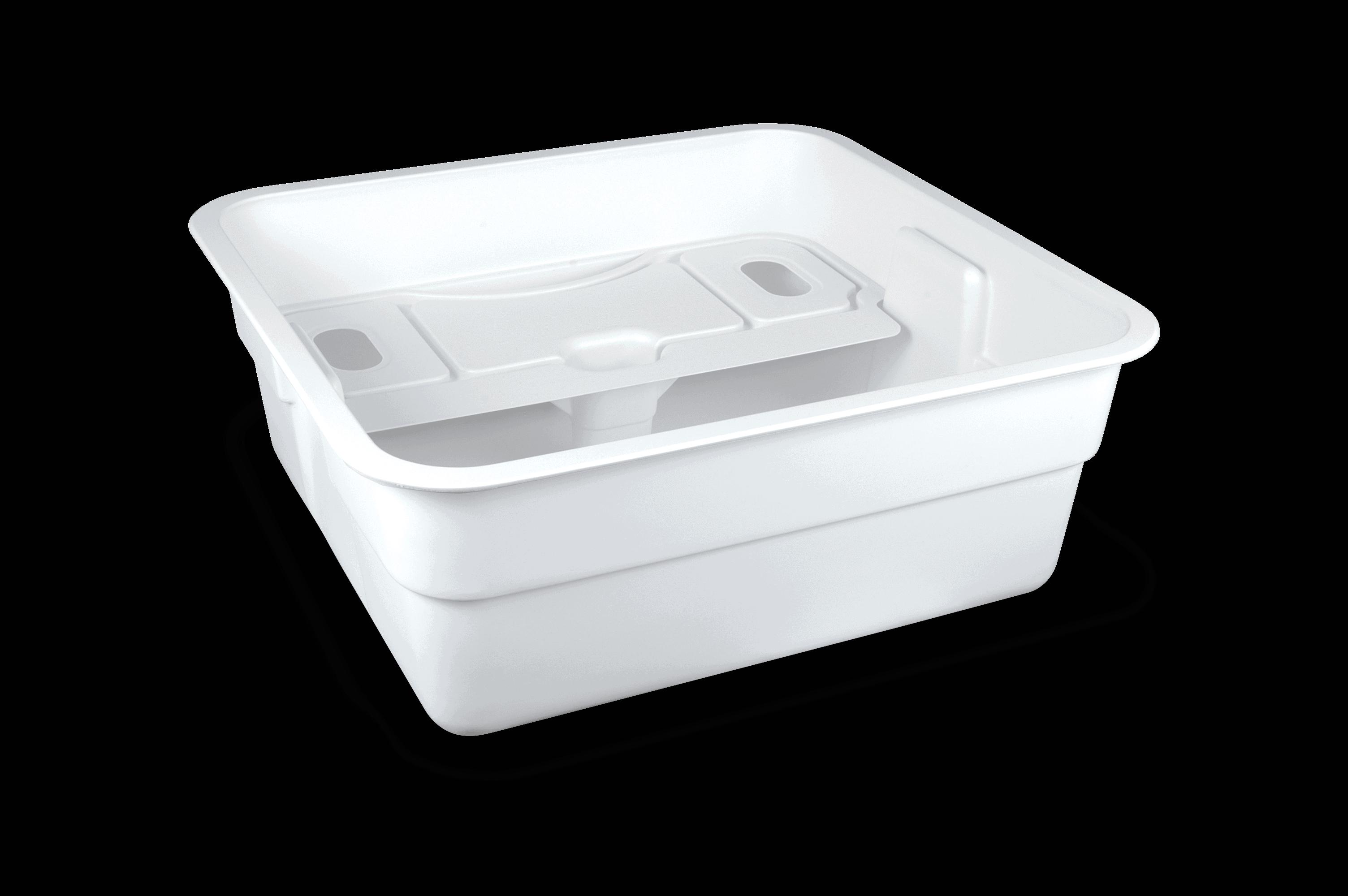 Deep Tubs and Bins Device Tub