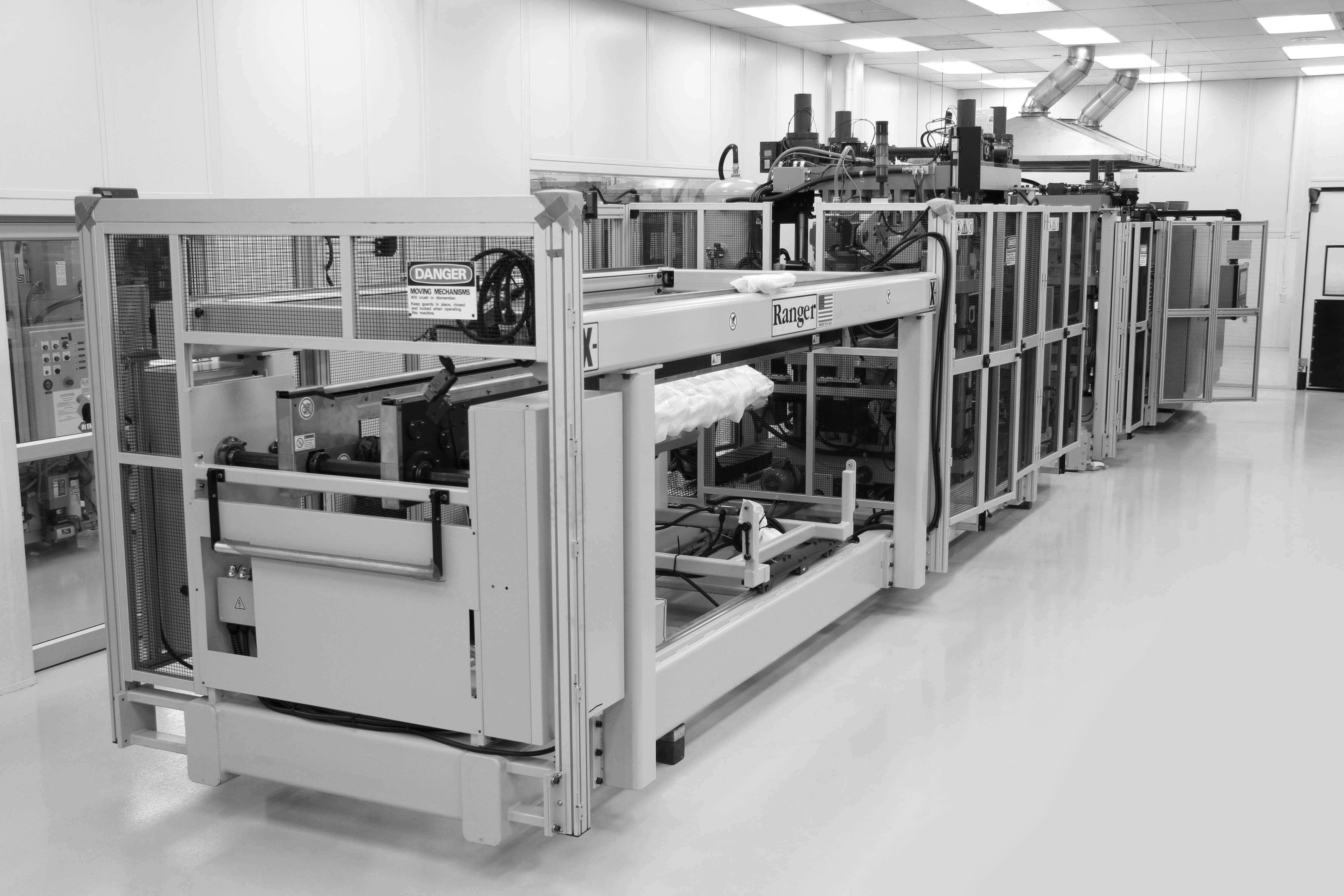 Sencorp Ultra Thermoforming Machine