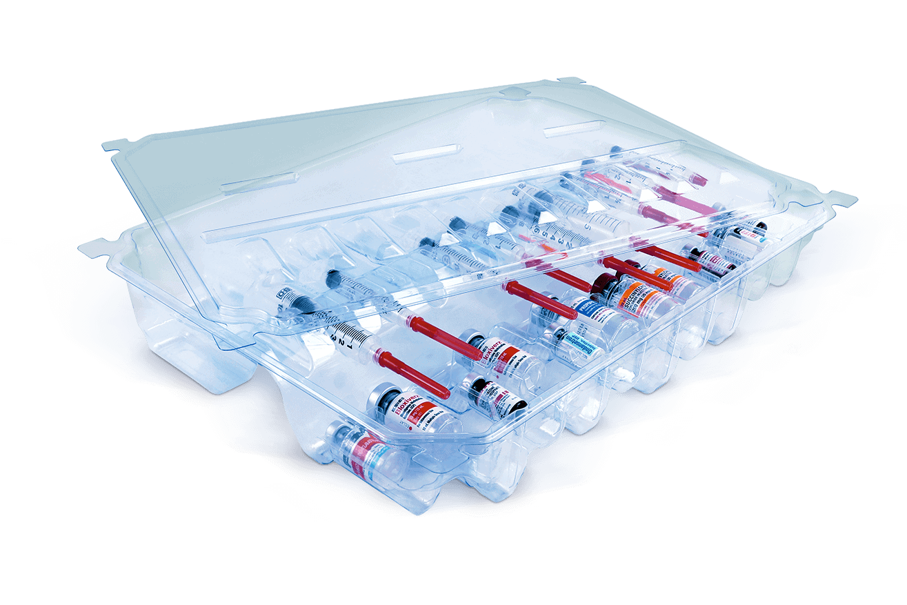 Brentwood Medical Homepage Clinical Trial Trays