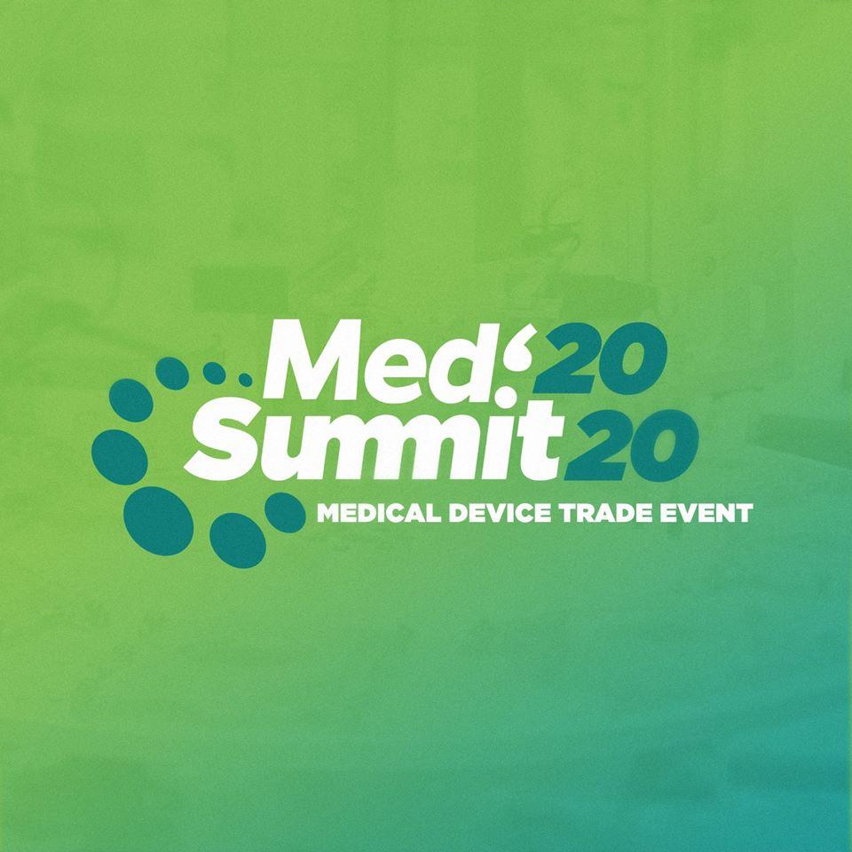 MedSummit 2020 Logo
