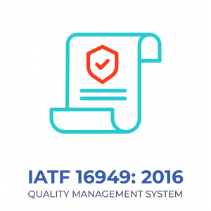 Brentwood IATF 16949:2016 Quality Certification