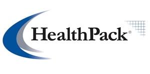 HealthPack Tradeshow Logo