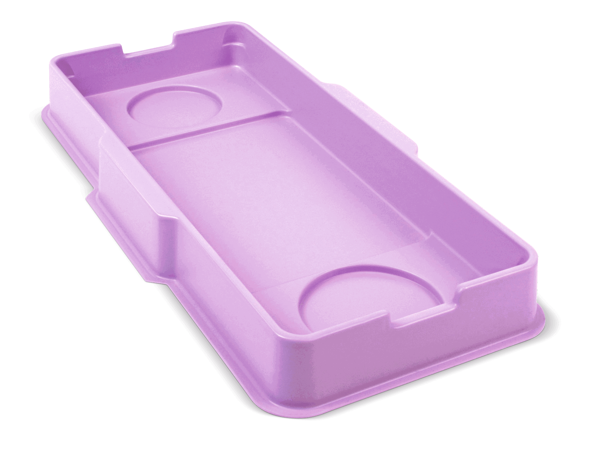 Purple Procedure Tray Packaging Page