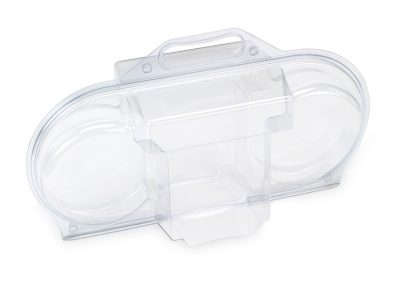Clear Clamshell for Medical Device Industry