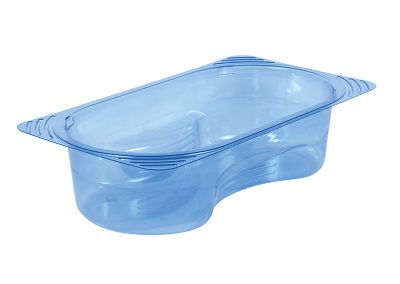 Blue Tray for Medical Device Industry