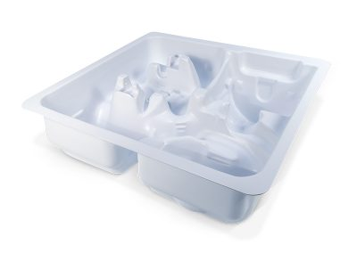 Medical Device Deep Tub White HIIPs
