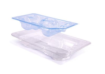 Medical Device Tray with Insert