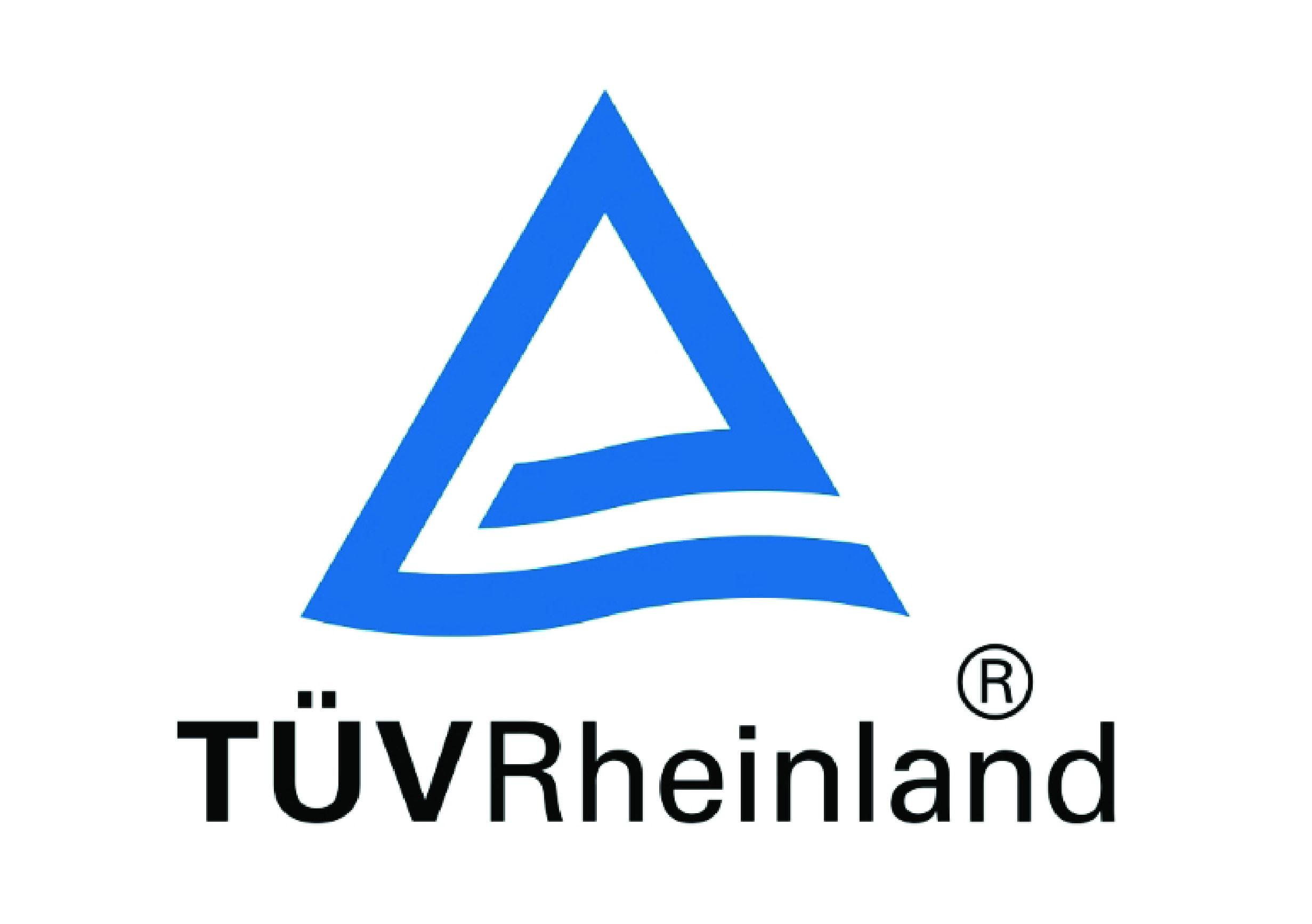 TUV Reinland Certification Logo
