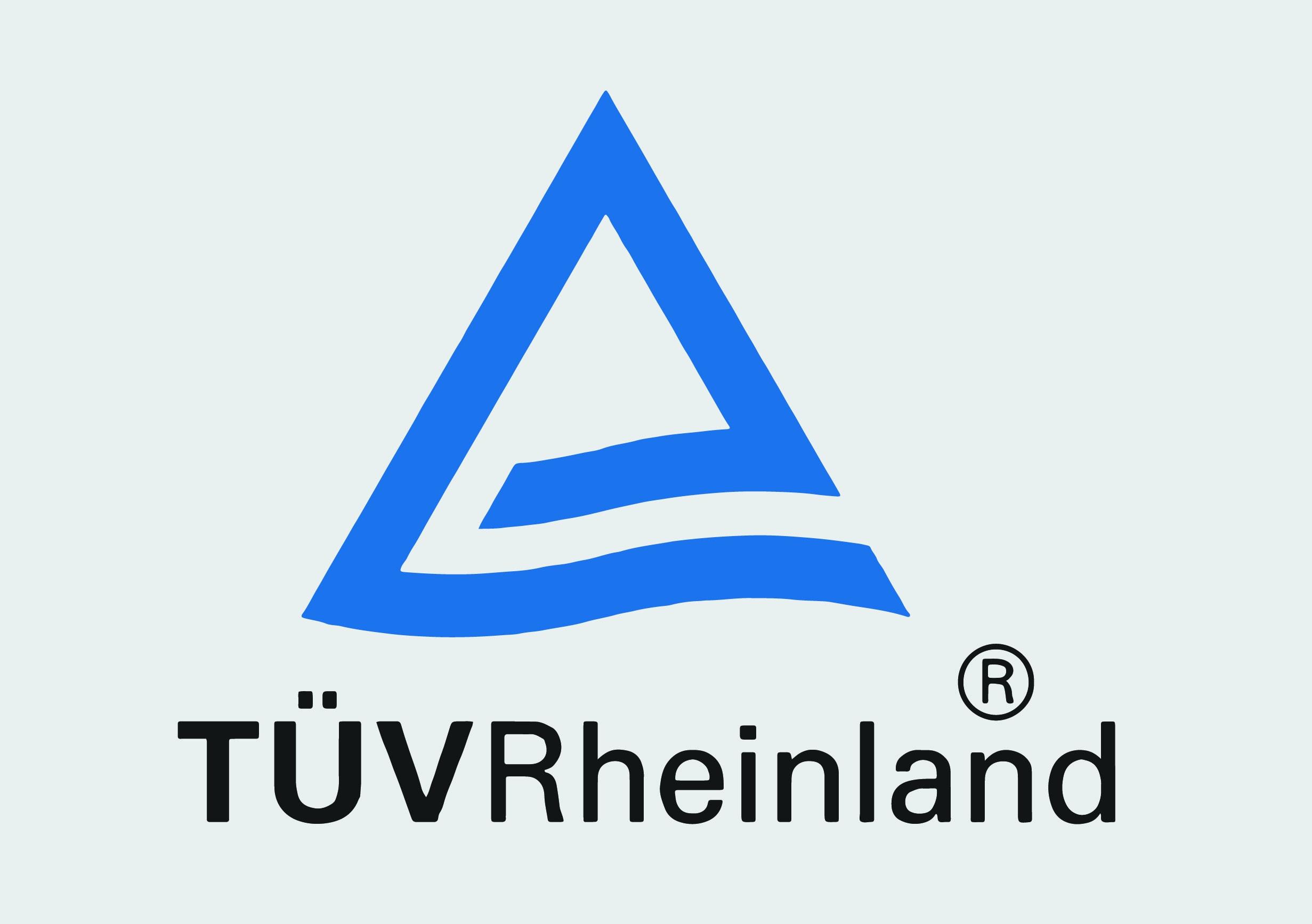 TUV Rheinland ISO 9001:2015 Certification